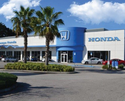 Tampa Honda Gives $60,000 to Support Habitat for Humanity