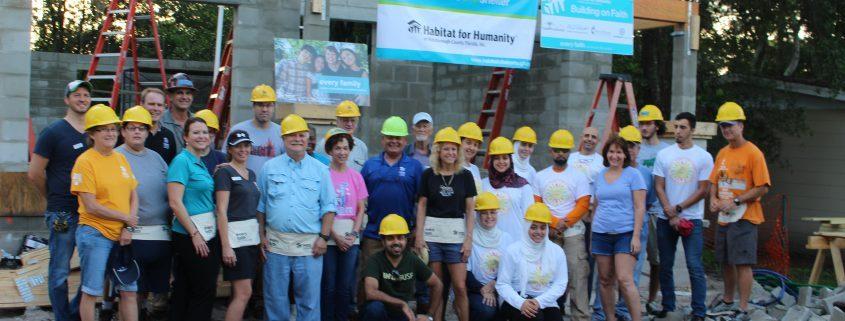 Habitat for Humanity Celebrates Building on Faith Week