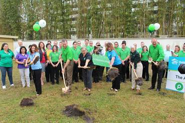 Publix Joins Alberti Family to Break Ground on New Home