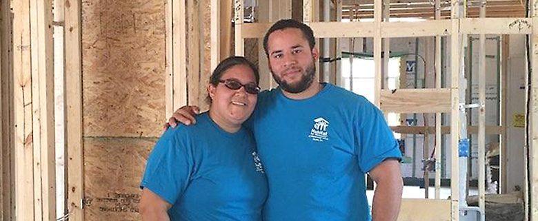 Habitat Hillsborough family featured in Centro Tampa news