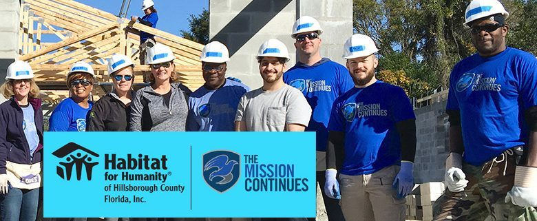Uniting Missions: Habitat and The Mission Continues