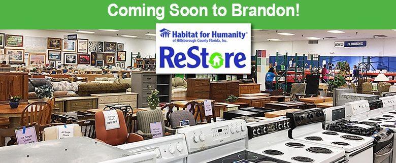 Habitat Hillsborough to open its third ReStore