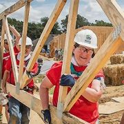 Habitat Hillsborough's Partners in Preservation: Thrivent Builds