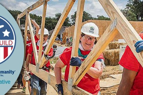 Seeking volunteers and sponsors for Habitat Hillsborough Veterans Build!