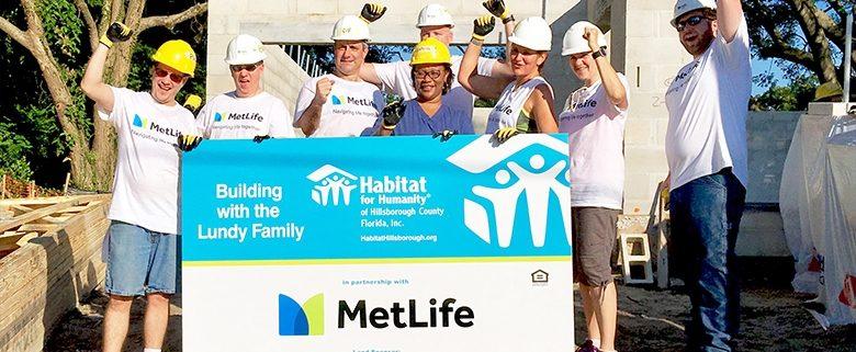 Habitat Hillsborough home sponsored by MetLife Foundation to be dedicated