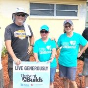 Habitat Hillsborough names 2018 volunteers of the year