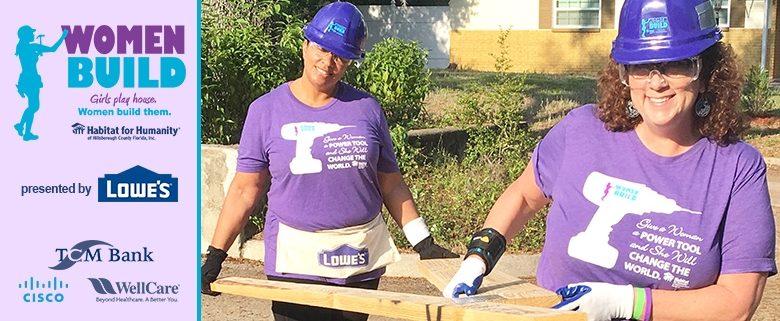 Construction of Habitat Hillsborough Women Build home underway