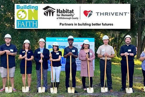 MetLife Foundation commits $70,000 to partner with Habitat Hillsborough for Tampa home build