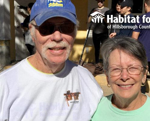 Habitat homeowner reflects on how owning an affordable home has impacted her family.